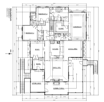 Wilkes Main Floor Plan