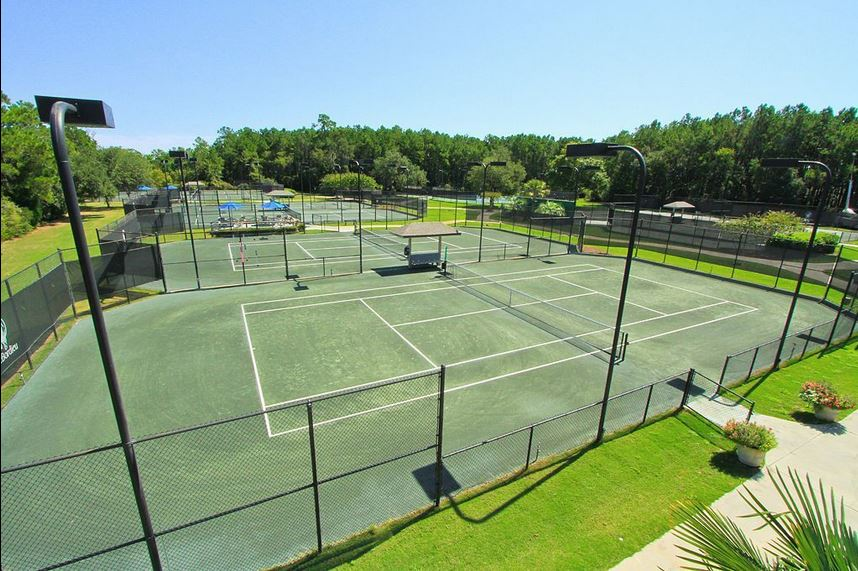 Tennis at DeBordieu