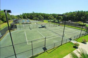 Tennis Center Courts
