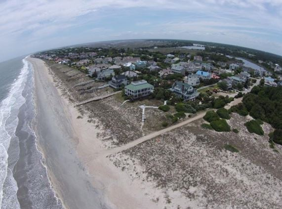 DeBordieu Beach Restoration Update – It is FINISHED!