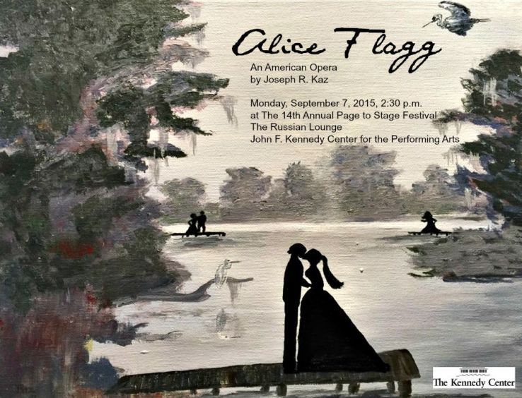 Alice Flagg Version 8
