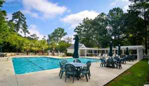 Ricefields Community Pool, Pawleys Island, SC,