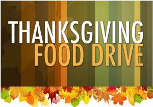 DeBordieu Thanksgiving Food Drive