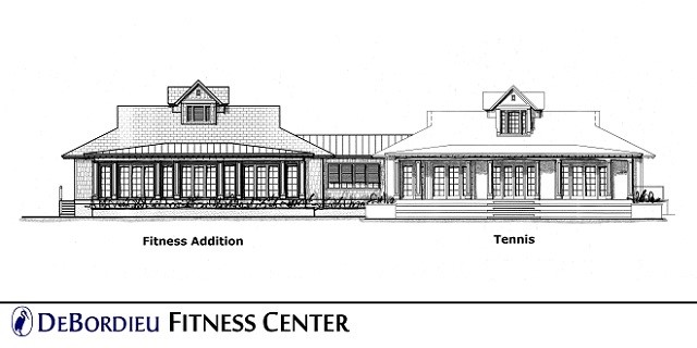 DeBordieu Fitness Center Construction to Begin!