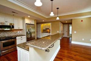 fw kitchen to wet bar