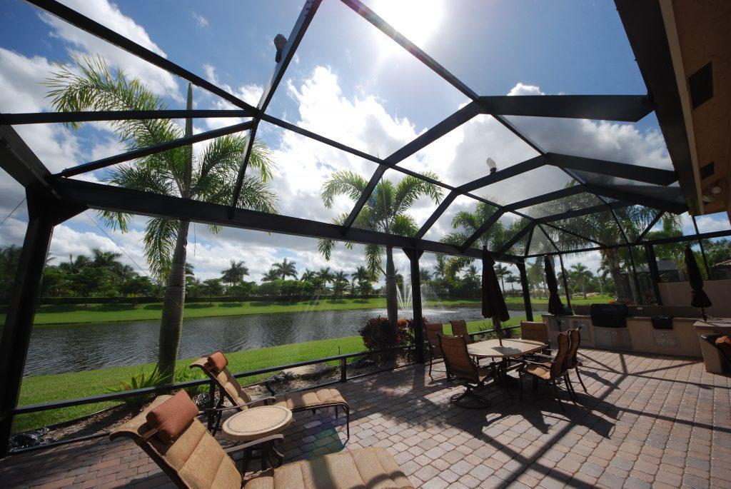 lanai patio screen enclosures