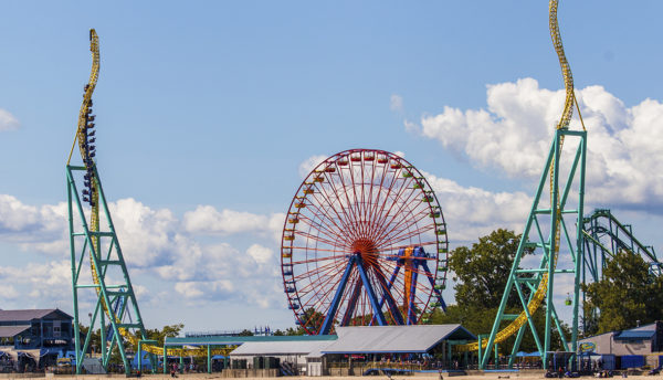 Cedar Point Announces Closure of Wicked Twister Coaster - Coaster101