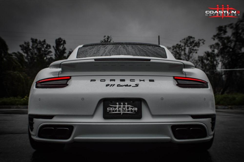 Porsche 911 w/ Tail Light Tint