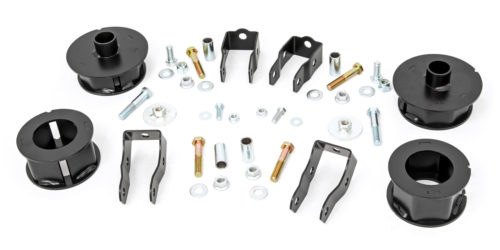 """2.5"""" Jeep Suspension Lift Kit from Rough Country"""