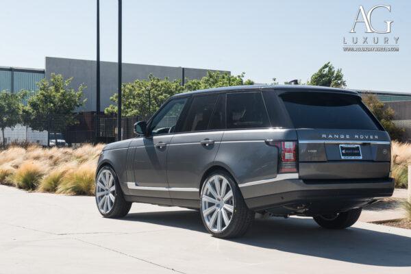 Land Rover Range Rover on Avant Garde Vanguard Wheels