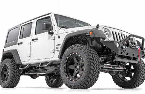 Jeep JK 4 Door Steps
