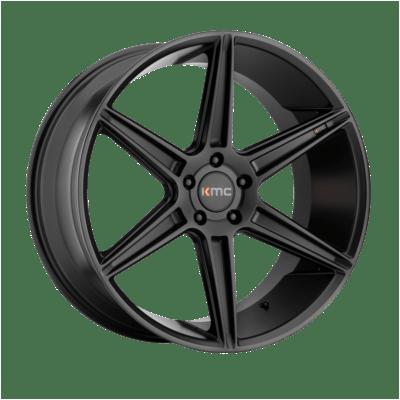 KMC Wheels KM711 Black