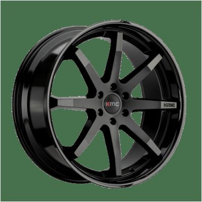 KMC Wheels KM715 Black
