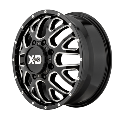 KMC XD Series XD843 Black 2