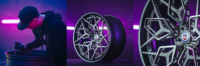 HRE 3D Printed Wheel Process Final