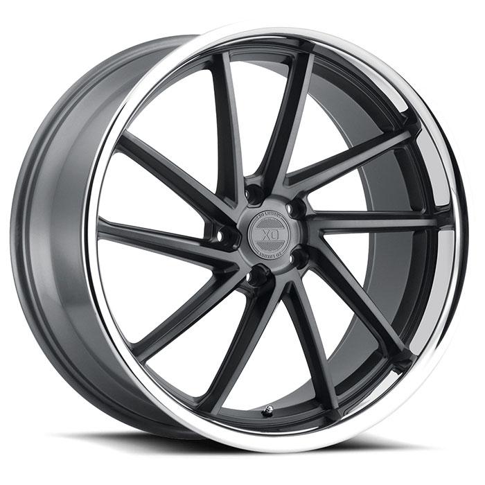luxury-wheels-rims-xo-florence-brushed-gunmetal-stainless-lip