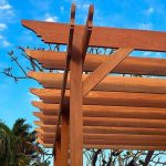 Pergola north coast