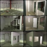 Drywalling partitioning commercial offices Durban
