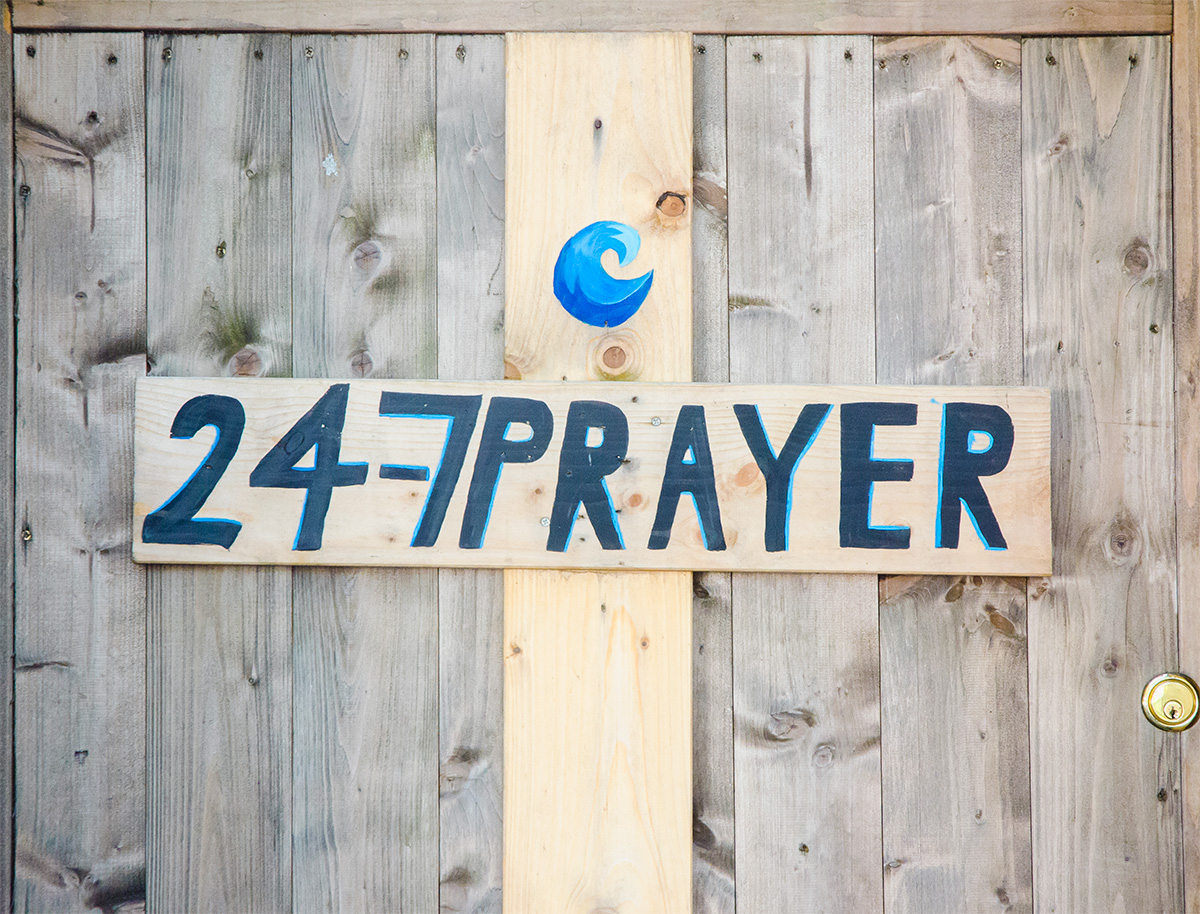 24/7 Prayer Door