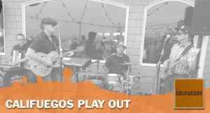 Califuegos Play Old Princeton Landing!