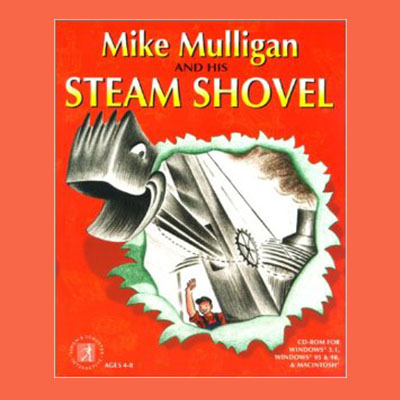 Bedtime Stories: Mike Mulligan and His Steam Shovel