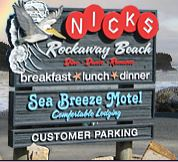 The Band at Nicks w/ Tony Lindsay @ Nick's Restaurant | Pacifica | California | United States