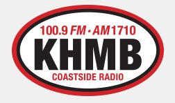 KHMB Coastside Radio logo