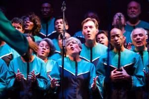 Oakland Interfaith Gospel Choir presents Gospel on the Coast IV!