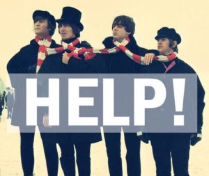 help-beatles