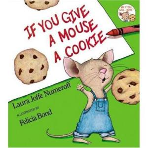 Bedtime Stories: If You Give a Mouse a Cookie