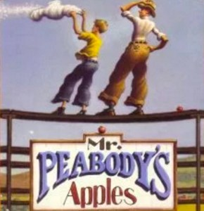 Bedtime Stories: Mr. Peabody's Apples