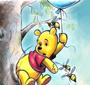 Bedtime Stories ~ Winnie the Pooh and the Honey Tree