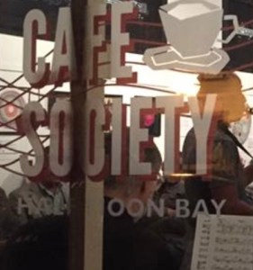 Free Jazz at Cafe Society ~ Fri. 7-9:30pm @ Cafe Society | Half Moon Bay | California | United States