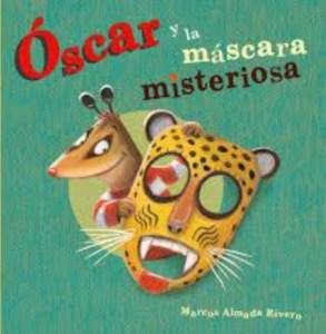 Bedtime Stories ~ Oscar y la Mascara Misteriosa