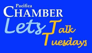 Lets Talk Tuesdays: North Coast County Water District @ Pacifica Chamber of Commerce | Pacifica | California | United States