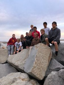 HMB High School Surf Team Season Finale