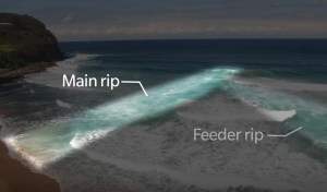 Rip Currents 101 & Recent Cowell Beach Death