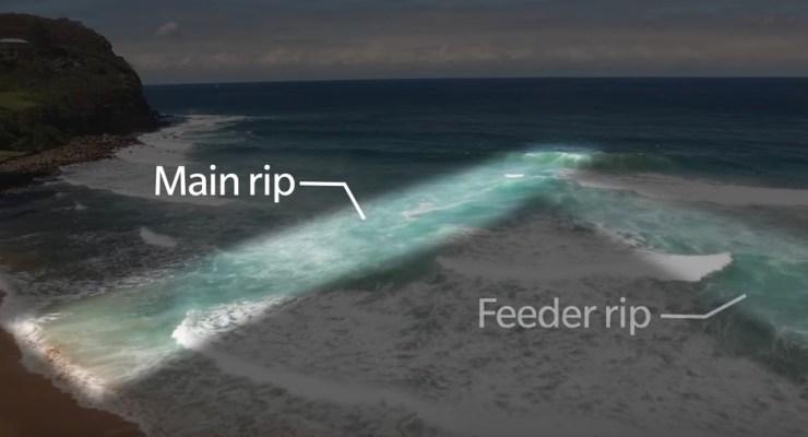 Rip Currents 101  ~ Mavericks Big Wave Season