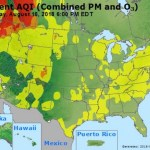 Air Quality Maps ~ AIRNOW.gov