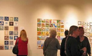 10th Annual 50|50 Show ~ A Very Large Show, for Small Works @ Sanchez Art Center | Pacifica | California | United States