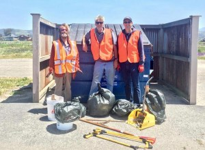 Abundant Grace's Coastside Clean Team ~ Part of Homeless Solution