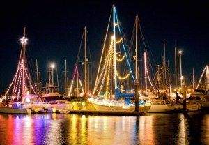 LIGHTED BOAT FESTIVAL - Pillar Point Harbor near Half Moon Bay @ Pillar Point Harbor | El Granada | California | United States