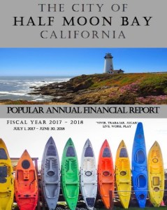 "2017-2018 ""Popular Annual Financial Report"" (PAFR) for the City of Half Moon Bay"