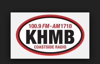 KHMB Coastside Radio ~ Music Day and Night, Local News and Interviews