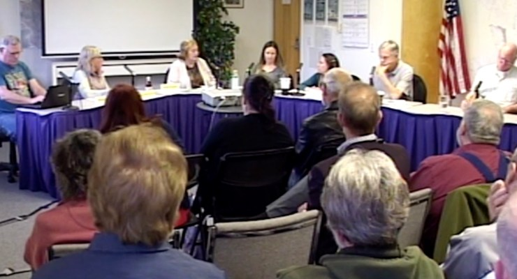 Cal Trans Takes Questions from Mid-Coast Community Counsel about March 12th Outage