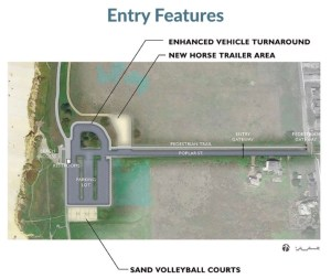 Poplar Beach Gateways Plans Presented to Public by City HMB Planning