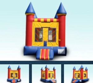 FREE Tot Lot Castle Jumper at the Burnham Strip in El Granada. Thanks GCSD Parks and Recs @ El Granada | California | United States