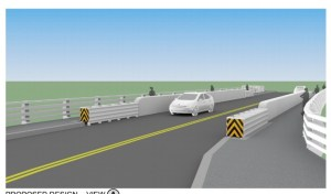 HMB City Council Listens to the HMB Main Street Bridge Barrier Update