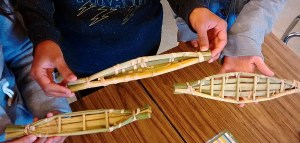Linda Janklow of Peopleologie ~ Workshop on Native California Canoes and Rafts at Sanchez Art @ Sanchez Art Center | Pacifica | California | United States
