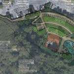 Check Out the Open Ampitheater Plans for John L. Carter Park ~ Great for Shakespeare and Live Music